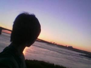 Me at Harpin Park