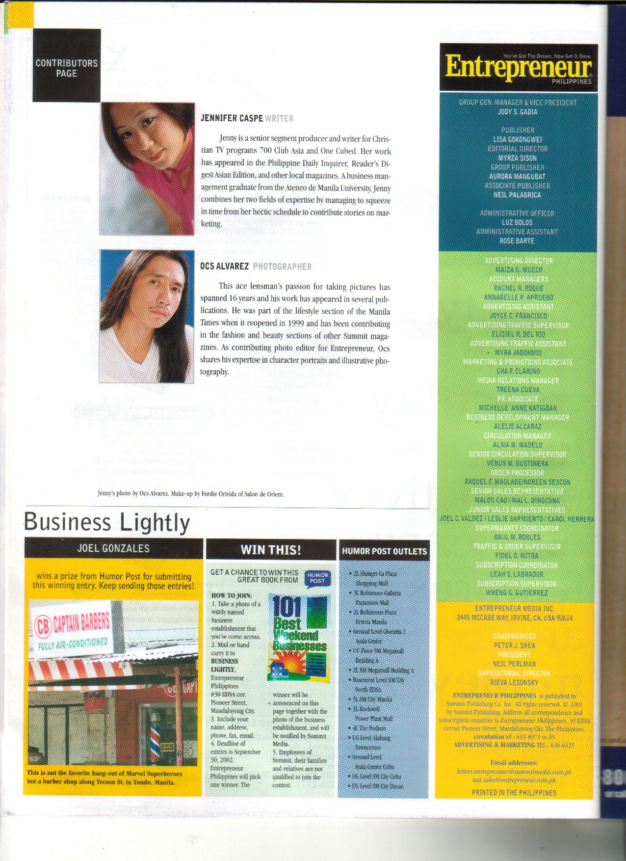 9-02 Finding the Right Name for Your Business Editorial Box