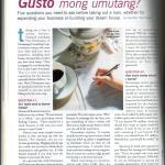 Good Housekeeping Magazine: Gusto Mong Umutang?