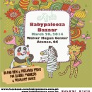 Event: Babypalooza in Ateneo March 29, Saturday 10-7PM