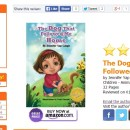 Amazon Promotional Offer of the Children's Book The Dog That Followed Me Home!