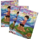 "The Book ""The Boy With One Hand"" Now in Lazada"