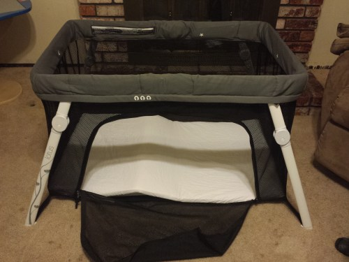 Medium Of Lotus Travel Crib