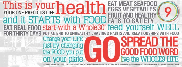 Whole30 Banner