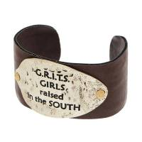 Pink Chic GRITS cuff