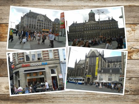 AMS_collage-Dam Square