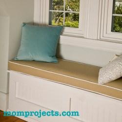 Small Of Window Seat Cushions