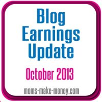 October Blog Earnings Update