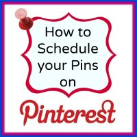 Schedule Pins for FREE on Pinterest