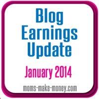 January Blog Earnings Update