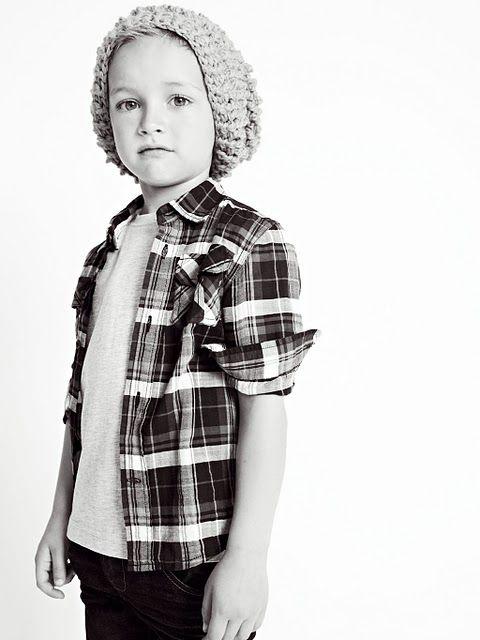 Lookbook herfst: herfstige ruitjeshemden voor jongens - Moms & More