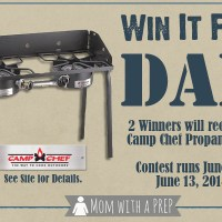 5 Ways to Cook Off-Grid + CAMP STOVE GIVEAWAY