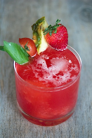 strawberry tango cocktail zimbabwe