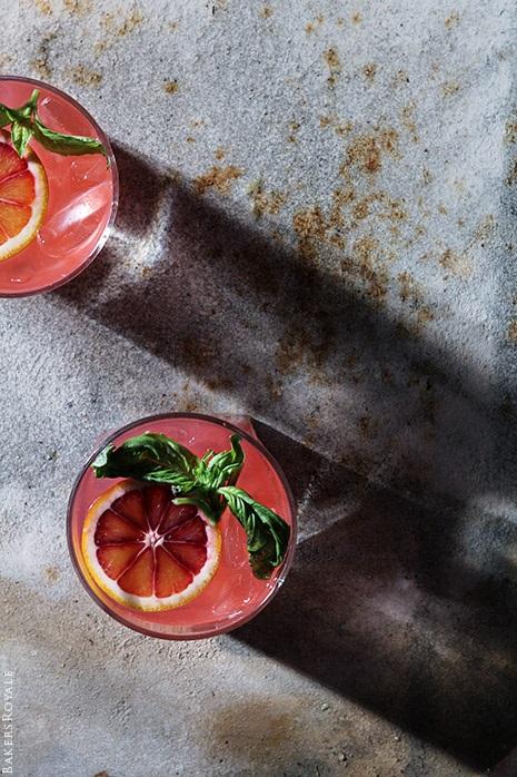 Cocktail de Saint Valentin