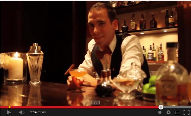 angostura challenge 2014 barman contest