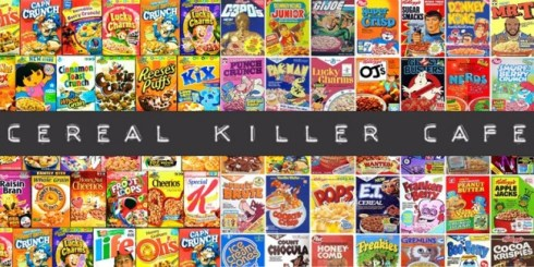 Cereal Killer Cafe london