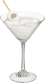 cocktail martini litchi