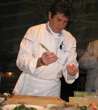 chef de cuisine michel roth
