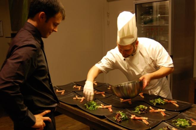 Votre chef domicile avec invite1chef mon chef de cuisine for Cuisinier occasion