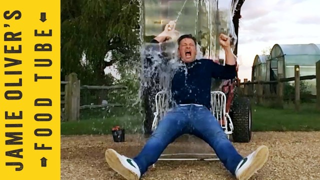 ice bucket challenge chef