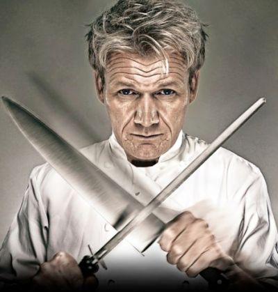 Gordon Ramsay cauchemar en cuisine