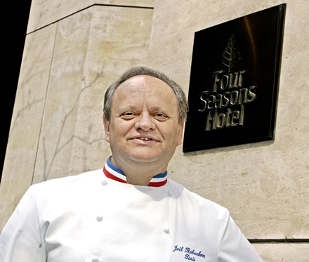 Joel Robuchon four seasons