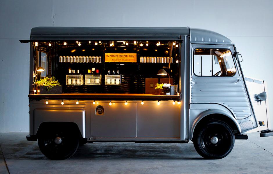 Citroën Hy food truck