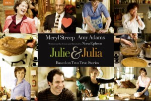 julie et julia film cuisinier