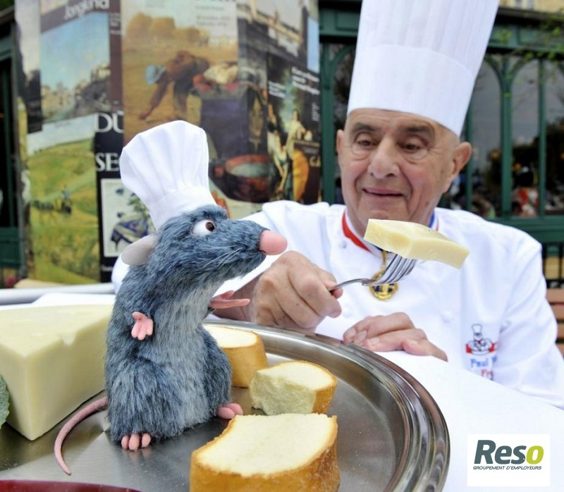 Disneyland Bocuse ratatouille