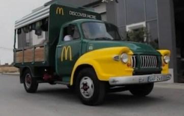 Foodtruck Quality truck Malte