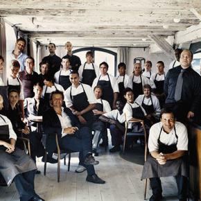 best team restaurant in the world