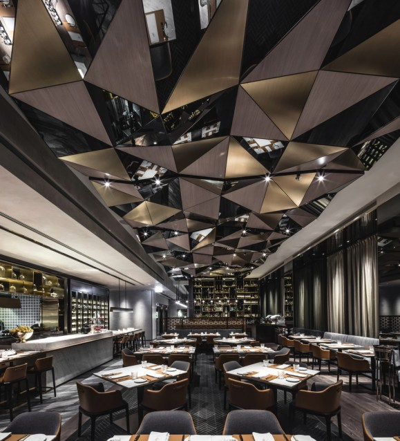 restaurant Porterhouse hong kong