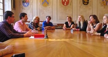 Visite de la mairie de Kientzheim © French Moments