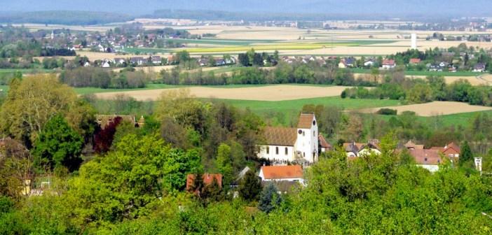 Découvrir le Sundgau au Sud de l'Alsace