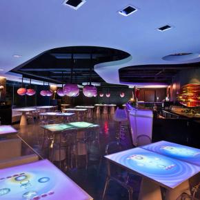 Mojo iCuisine : un restaurant connecté futuriste