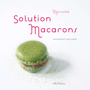 solution macarons mercotte