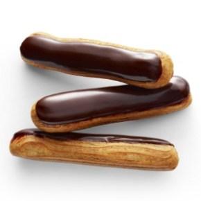 Jean François Piege éclair au chocolat