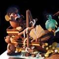 pirates chocolat