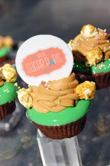 Ken Thomas, pâtissier, The Westin Paris-Vendôme, cupcake, masterclass, Sugar Paris, Sugar Show