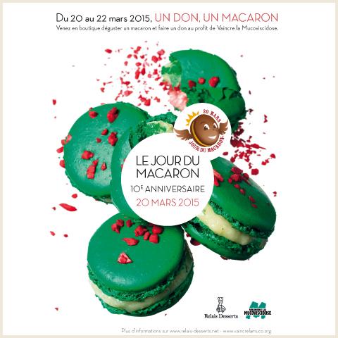 20 mars 2015 10 me dition du jour du macaron mon p tissier - Pierre herme boutique en ligne ...