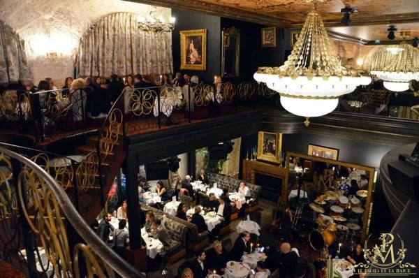 Restaurant, Le Palais de la Major, Marseille