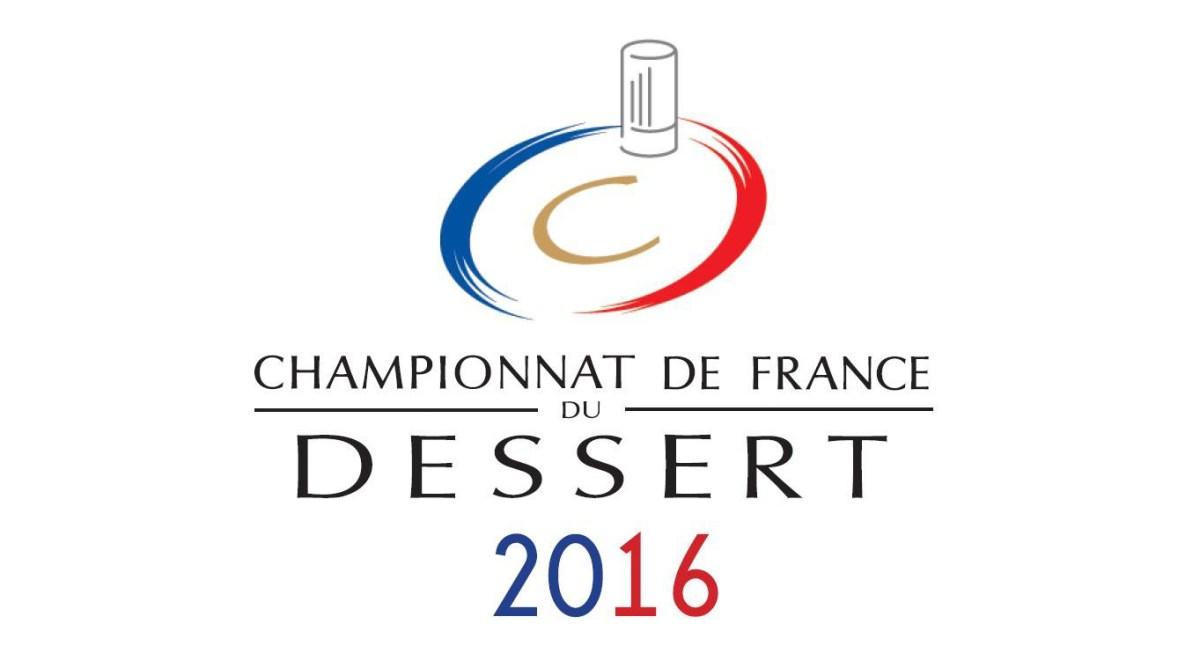 Le Championnat de France du Dessert 2016