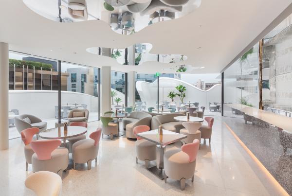 salon de thé design