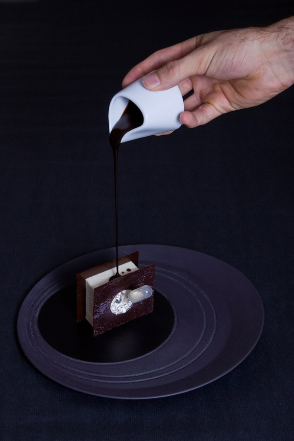 dessert chocolat gastronomique