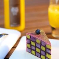 Recette du Cake Damier du Westin Paris-Vendôme