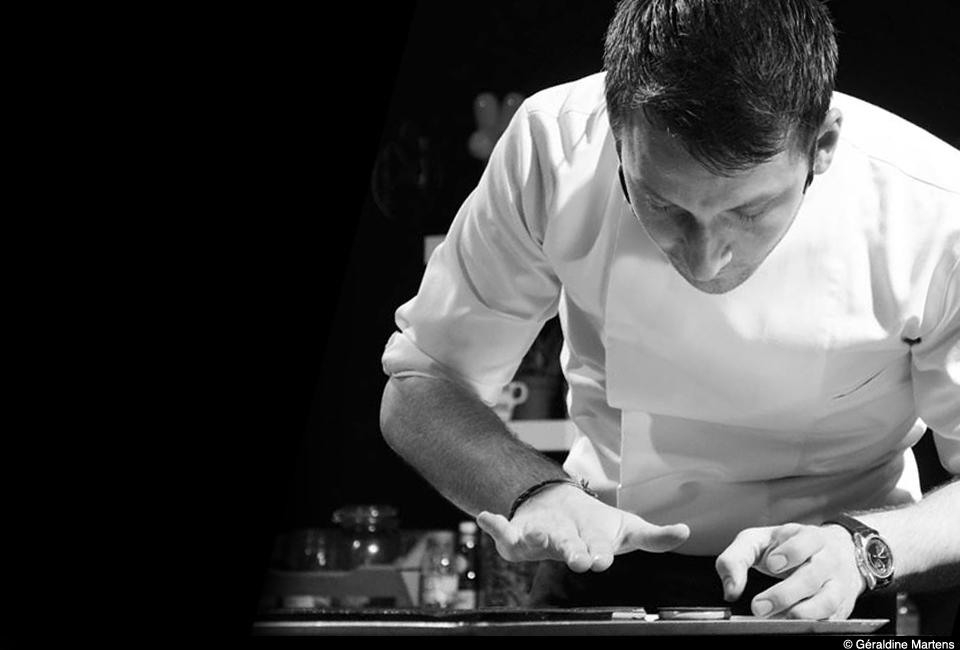 François Daubinet, Chef Pâtissier du Taillevent