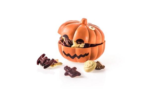chocolat pour halloween