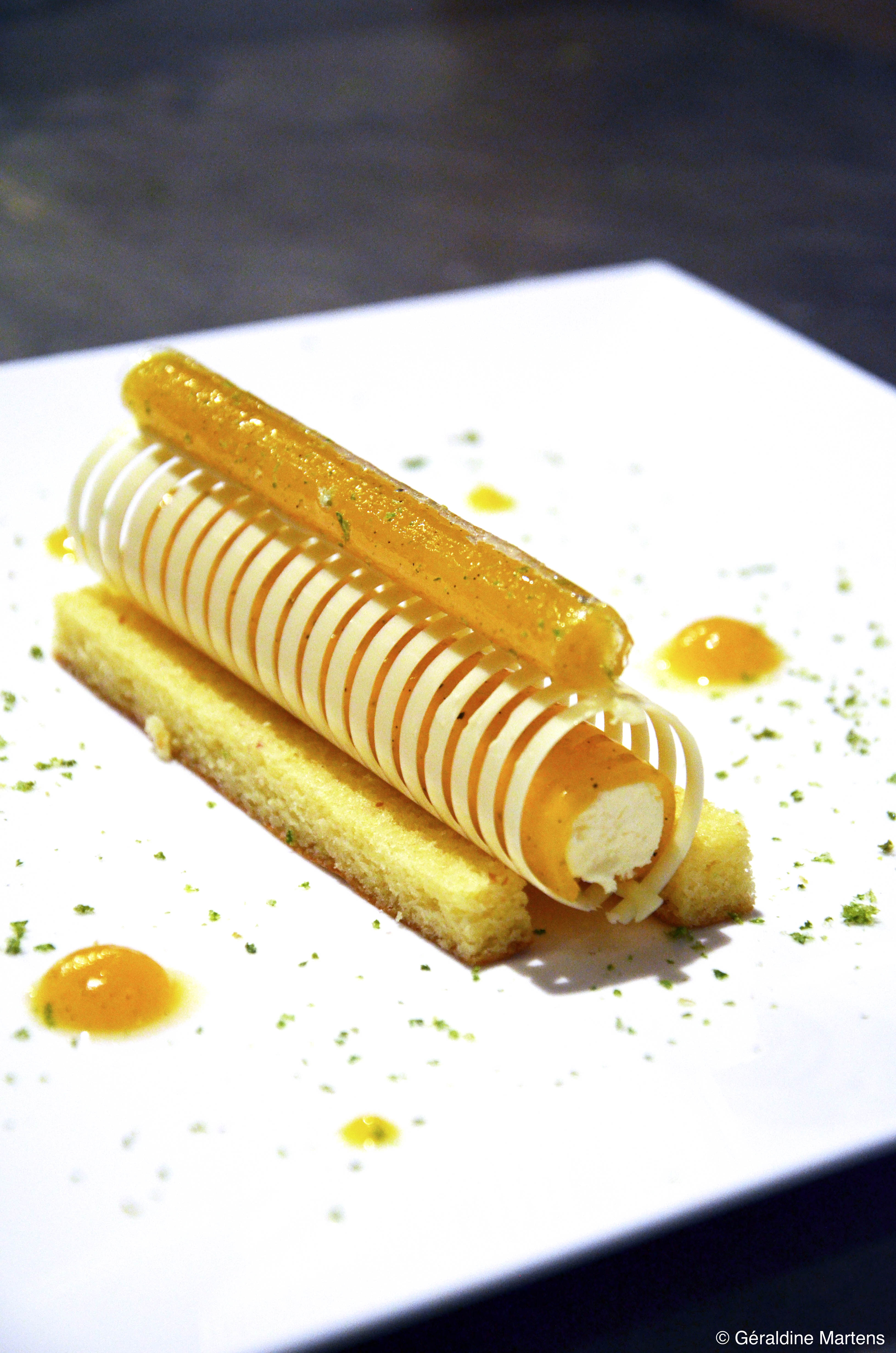 Le dessert exotique de Hugo Correia - Mon Pâtissier