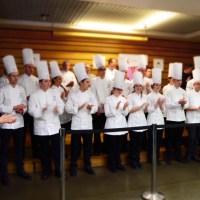 Corentin Poirier-Martinet est le Meilleur Apprenti de France Pâtissier 2016