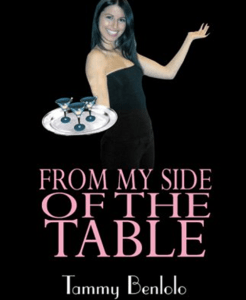 from my side of the table livre serveur